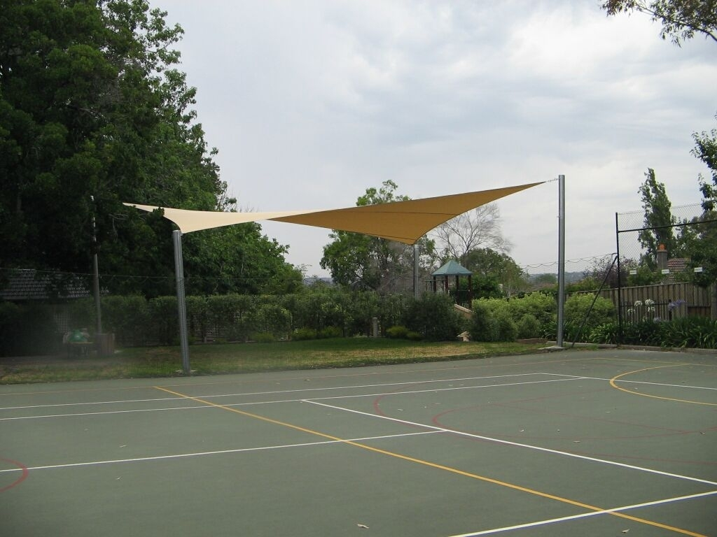 Korowa Girls School Shade Sail