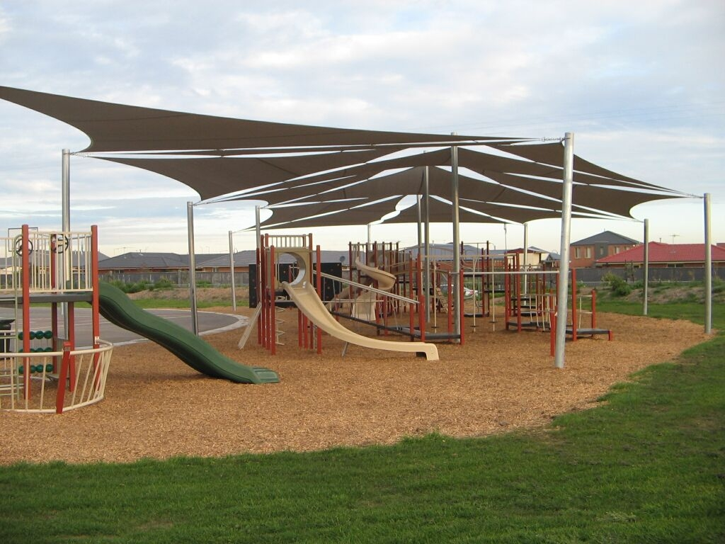 Pakenham Springs Playground Shade Sail