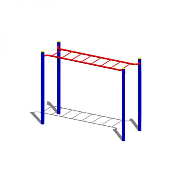 Monkey Bars, Climb, Curved, Shape, Activity Playgrounds, playground, play space, spider bars, strength, training, kids, fun