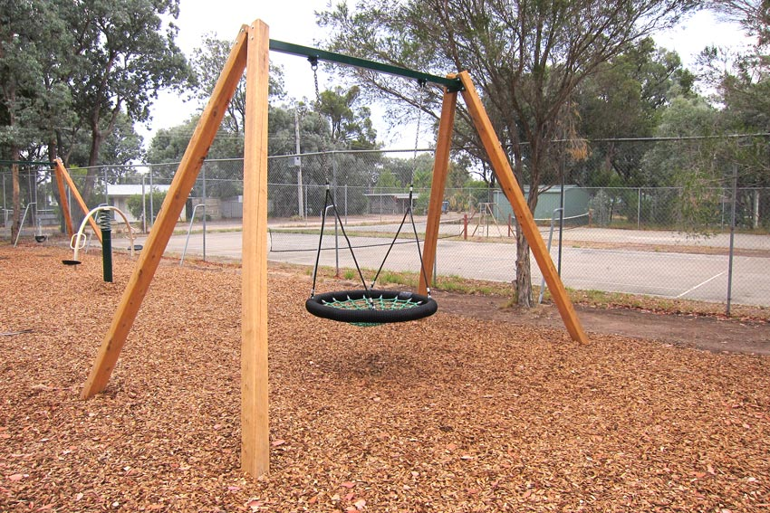 birds nest, swing, children, kids, explore, fun, playground, playspace, play space,