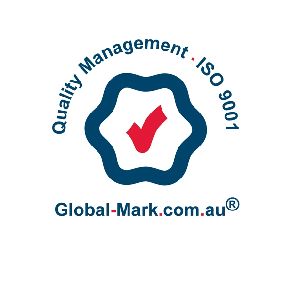 Global mark, ISO 9001, Australian Made & Owned, playgrounds, landscape design, architecture, playspace