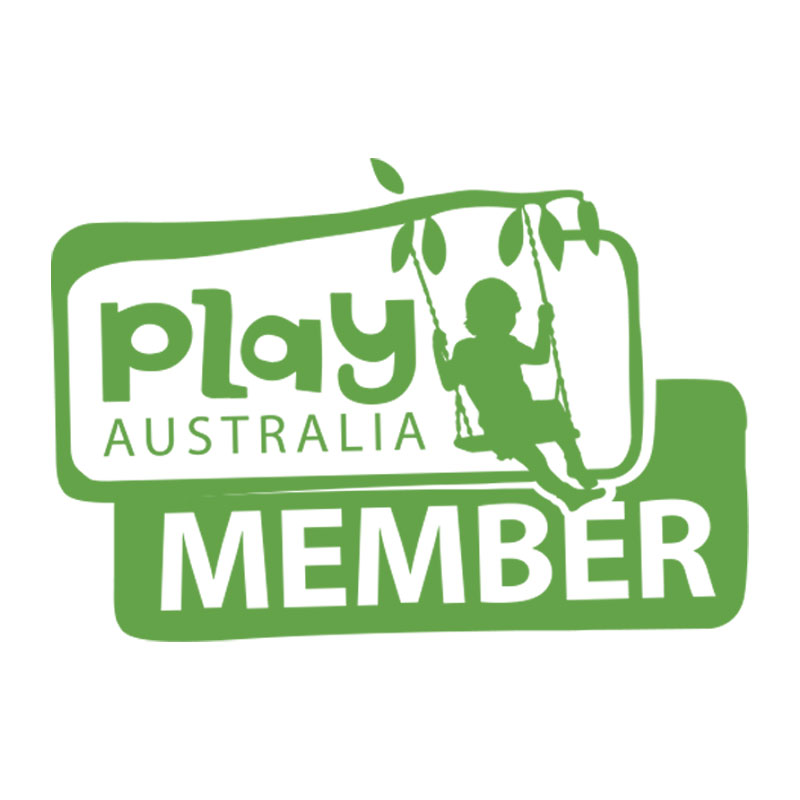 Play Australia Member, Australian Made & Owned, playgrounds, landscape design, architecture, playspace