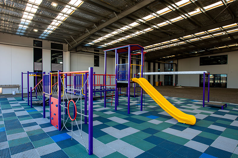 yellow slide, spider, net, sirius college, dallas campus, activity playgrounds, school, kids, playground, older kids, large, big, melbourne, victoria, australia, obstacle, course, ninja, warrior, adventure