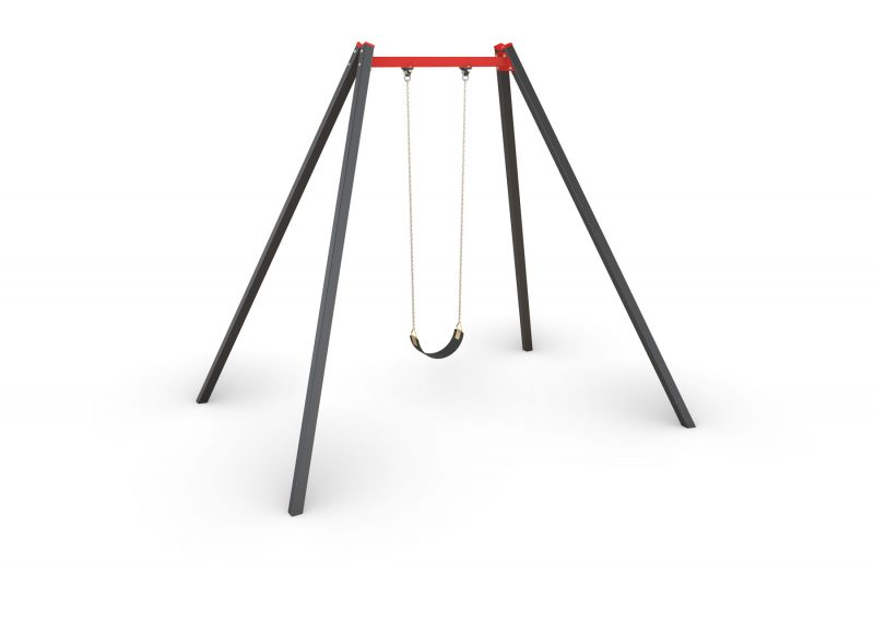 activity, playgrounds, single, swing, steel, melbourne, victoria, australian, made, set, manufacturer