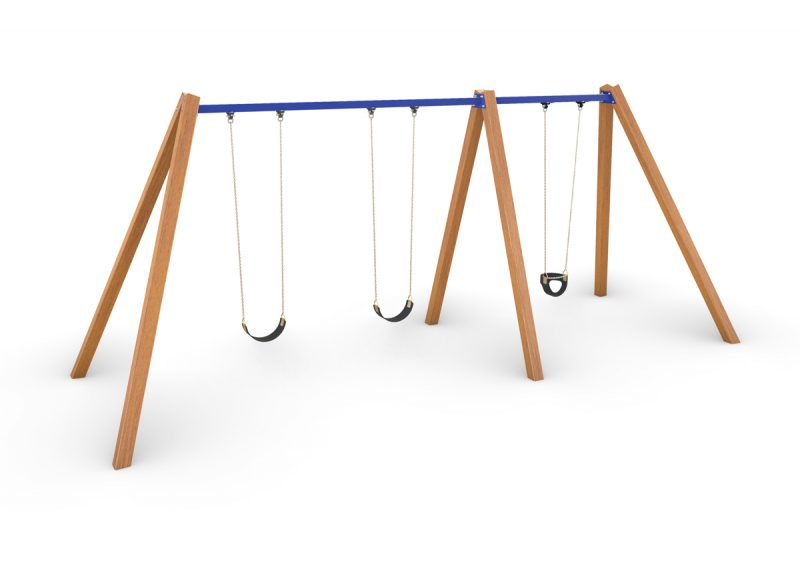 Triple Swing – Timber